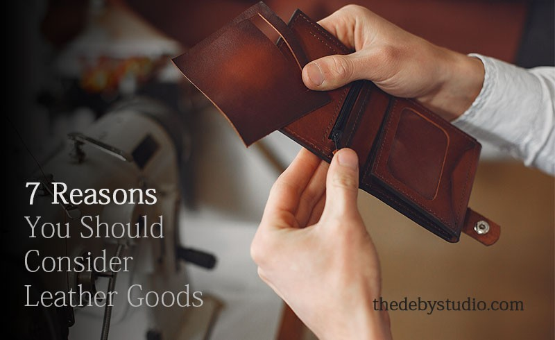 Prime Books About Handmade Leather Goods